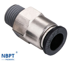The Hottest Stop Fittings for Quick Connecting Tube Fittings pictures & photos