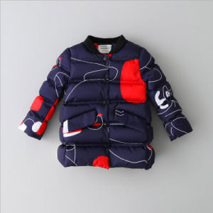 Children Cotton Jacket for Winter Clothing pictures & photos