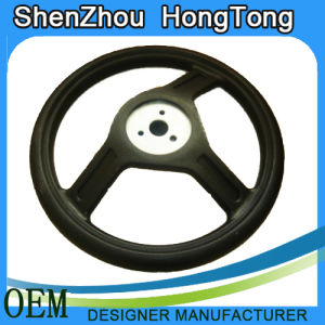 Black Steering Wheel for Recreation Facility pictures & photos