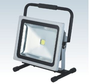 Portable 50W LED Flood Light with CE GS SAA Certificate