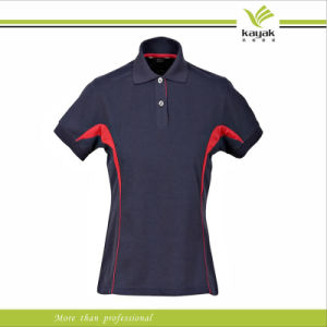 China custom design dir fit polyester dry fit women polo for Custom dry fit shirts