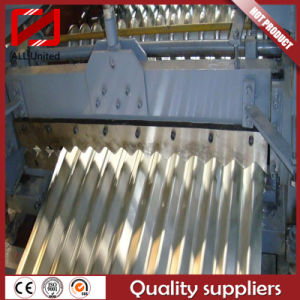 SGCC Long Span Roof Steel Galvanized Corrugated Sheet