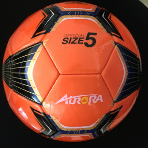 High Quality PVC Machine Stitch Football/Soccer