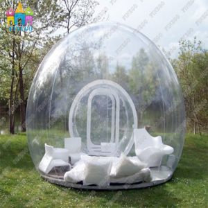 Inflatable Outdoor Camping Crystal Tent pictures & photos