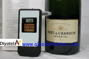 Portable Patent Professional Digital Breath Alcohol Tester