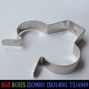 Angle Bracket Sheet Metal Fabrication Stamping Part pictures & photos