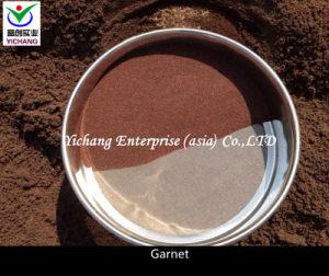 Waterjet Abrasive 80 Mesh Garnet Sands pictures & photos