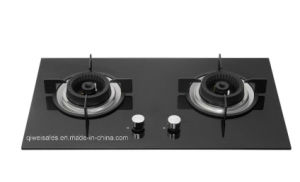 Gas Stove with 2 Burners (QW-05) pictures & photos