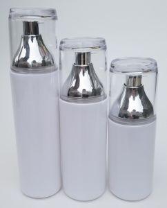 Popular Plastic Cream Pump PETG Bottle Jj-29 pictures & photos