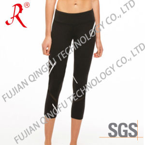 New Fashion Women′s Sport Leggings (QF-S408) pictures & photos