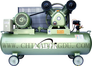 Oil Lubricated Belt Driven Air Compressor (CBN-V0.4) pictures & photos