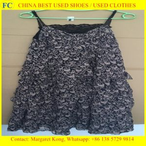 Ladies, Child, Man Fashion Used Clothing Asual Adult Clothes (FCD-002) pictures & photos