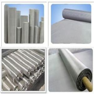 Plain Weave Stainless Steel Wire Metal Mesh pictures & photos