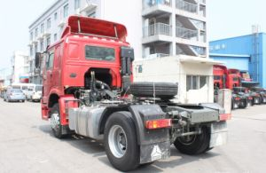 Sinotruk HOWO Zz4187m3511V 4X2 290-420HP Tractor pictures & photos