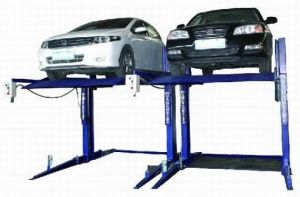 2.7t Hydraulic Lift Parking System with Ce pictures & photos