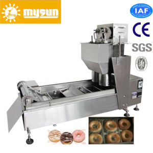 Bakery Equipments Automatic Donut Frying Maker pictures & photos