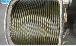 Ungal Steel Cable 6X19+FC with Good Quality pictures & photos