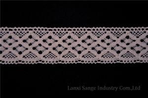 2015 New Design Cotton Crochet Lace pictures & photos