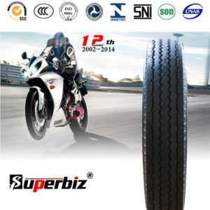 China Heavy Duty Tire Three Wheel (4.00-8) pictures & photos