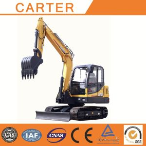 CT60-8b (Yanmar engine&6t) Multifunction Hydraulic Backhoe Excavator pictures & photos
