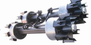 Spoe Axle for Semi-Trailer pictures & photos