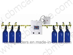 Automatic Anesthesia Gas Manifold pictures & photos