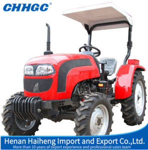 30HP 4WD Mini Compact Farm Tractor with Rops and Sunroof pictures & photos