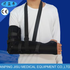 High Quality Black Medical Elbow Brace / Support pictures & photos