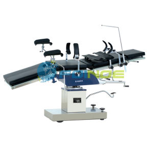3008c CE Approved Manual Hydraulic Operating Table (manual&head control) pictures & photos