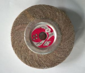 Polishing Abrasives Flap Wheel for Stainless Steel Aluminium Polishing Wheel pictures & photos