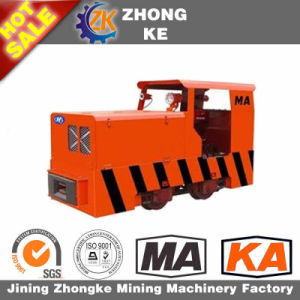 Ccg Mining Explosion-Proof Diesel Locomotives High Quality