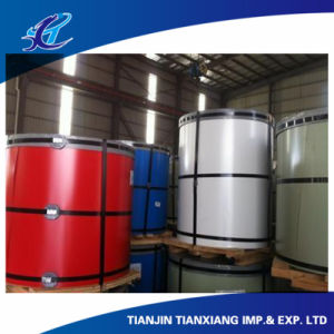 Color Coated Corrugated Material Prepainted Galvanized Steel Coil pictures & photos