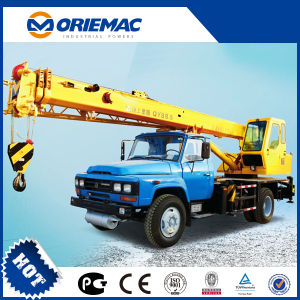 8 Ton Mini Straight Arm Truck Crane Qy8b pictures & photos