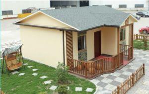 Light Gauge Steel Structure Villa for Living House