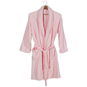 Microfiber Bathrobe pictures & photos