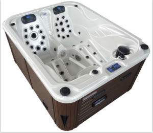 Hot Sale Tub Freestanding Hot Sex Massage Tub Jacuzzi Function Made in China pictures & photos