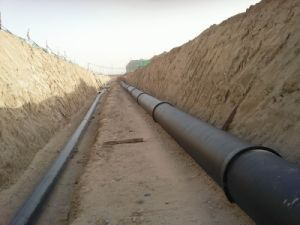 Ductile Iron Pipes D. I. Pipes Ductile Cast Iron Pipes pictures & photos