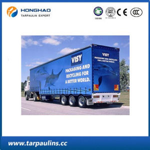 China Truck Cover PE Tarpaulin Manufacturer, Shanghai Factory pictures & photos