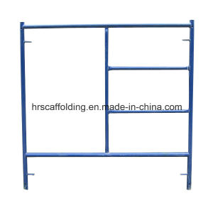 High Quality Powder Coated Ladder Mason Frame Scaffolding pictures & photos