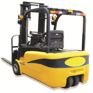 3wheel 1.3-2.0t Battery Forklifts pictures & photos