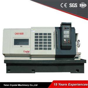 Metal Lathe Machine Tool Heavy CNC Lathe Machine (CK6180B) pictures & photos