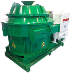Offfshore Vertical Cutting Dryer Supplier