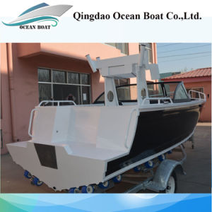 Australia 5m Bowrider Welded Aluminum Fishing Boat pictures & photos