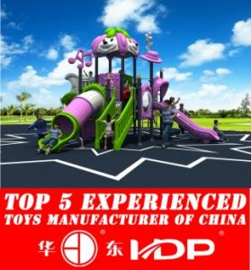 Cartoon Style Outdoor Playground Toy (HD14-009A) pictures & photos