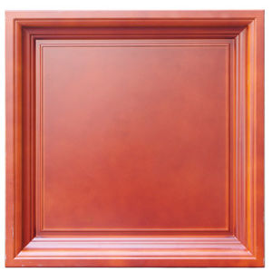 Gold FRP Tile Look Waterproof Wall Panel pictures & photos