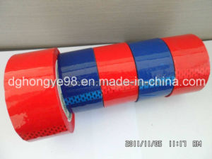 SGS and ISO9001 Certificate BOPP Coloredpacking Tape
