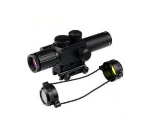 4X25mm Red & Green DOT Sight for Shortgun/Pistol/4X25mm Mil DOT Scope pictures & photos