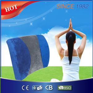 New Comfortable 12V Car-Using Heating Back Cushion pictures & photos