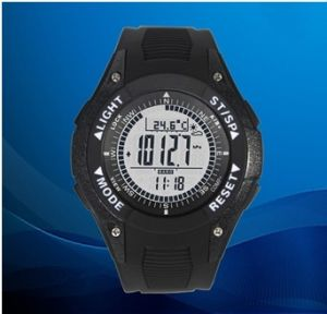 2014 New Sports Watch Fashionable Design with Altimeter, Barometer, Compass, Pedometer Functions for Outdoor Sports Fans (QT-FR8202A) pictures & photos