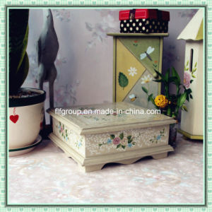 Handmade Directly Printed Jewelry Wooden Box in Customized Designs pictures & photos